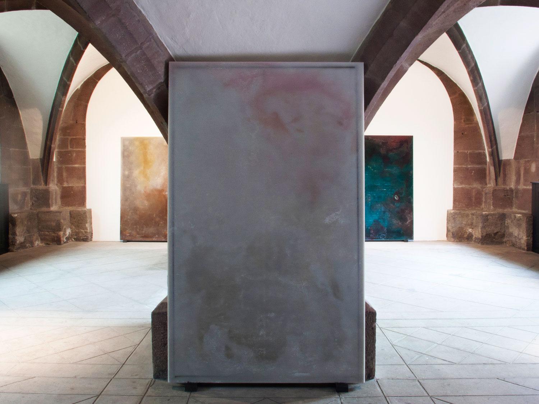 Alessandro Piangiamore | Sletto & Corso » 20th Sélest'art Biennale of Contemporary Art, exhibition view.