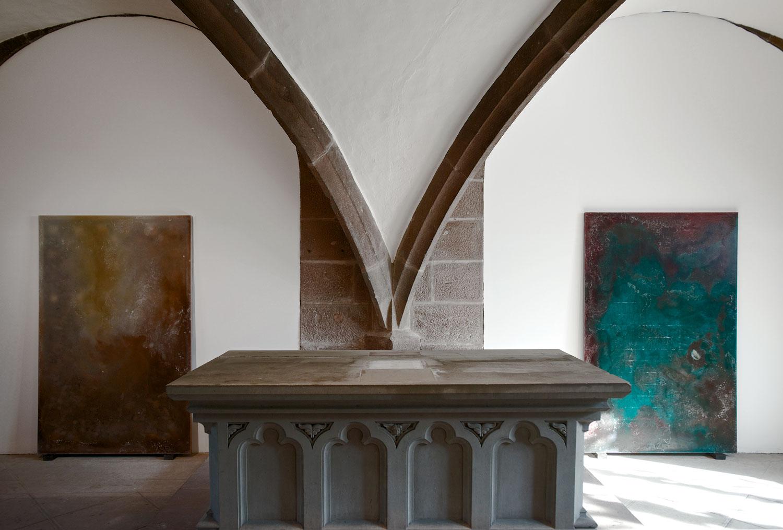 Alessandro Piangiamore | «Sletto & Corso » 20th Sélest'art Biennale of Contemporary Art, exhibition view. Photo: David Betzinger