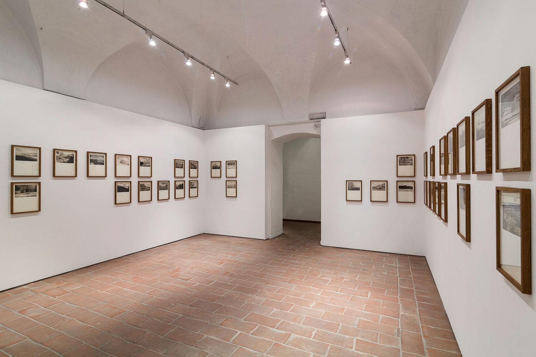 Alessandro Piangiamore |  il vento che c'è, Galleria Civica G. Segantini, Arco. Exhibition view. Photo: Pierluigi Faggion
