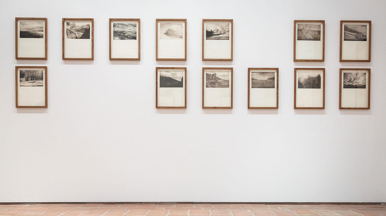 Alessandro Piangiamore | Tutto il vento che c'è, Galleria Civica G. Segantini, Arco. Exhibition view. Photo: Pierluigi Faggion