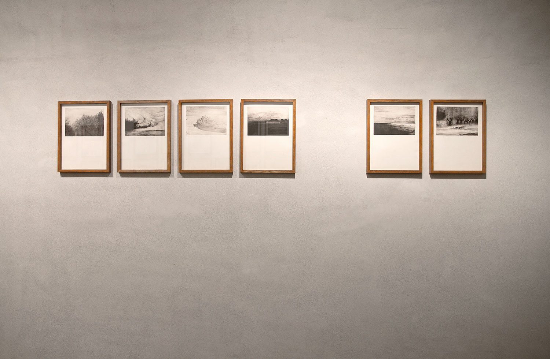 Alessandro Piangiamore | Tutto il vento che c'è, GAMeC, Bergamo. Exhibition view. Photo: Maria Zanchi
