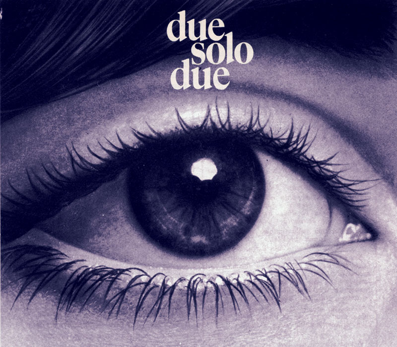 Alessandro Piangiamore | due solo due, 2011, print on paper, detail
