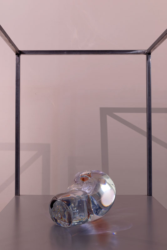 Alessandro Piangiamore | Primavera Piangiamore #3, 2014. Crystal, perfumes, 30x30x20 approx.