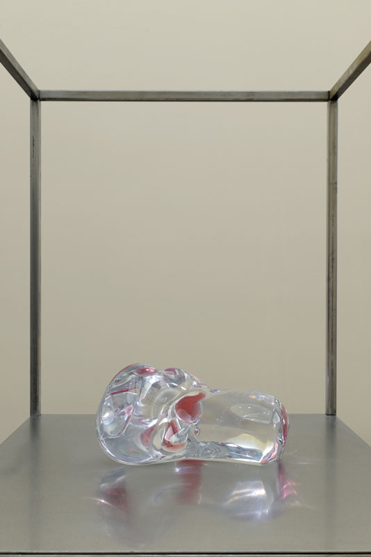 Alessandro Piangiamore | Primavera Piangiamore #4, 2014. Crystal, perfumes, cm 33x20x20 approx.